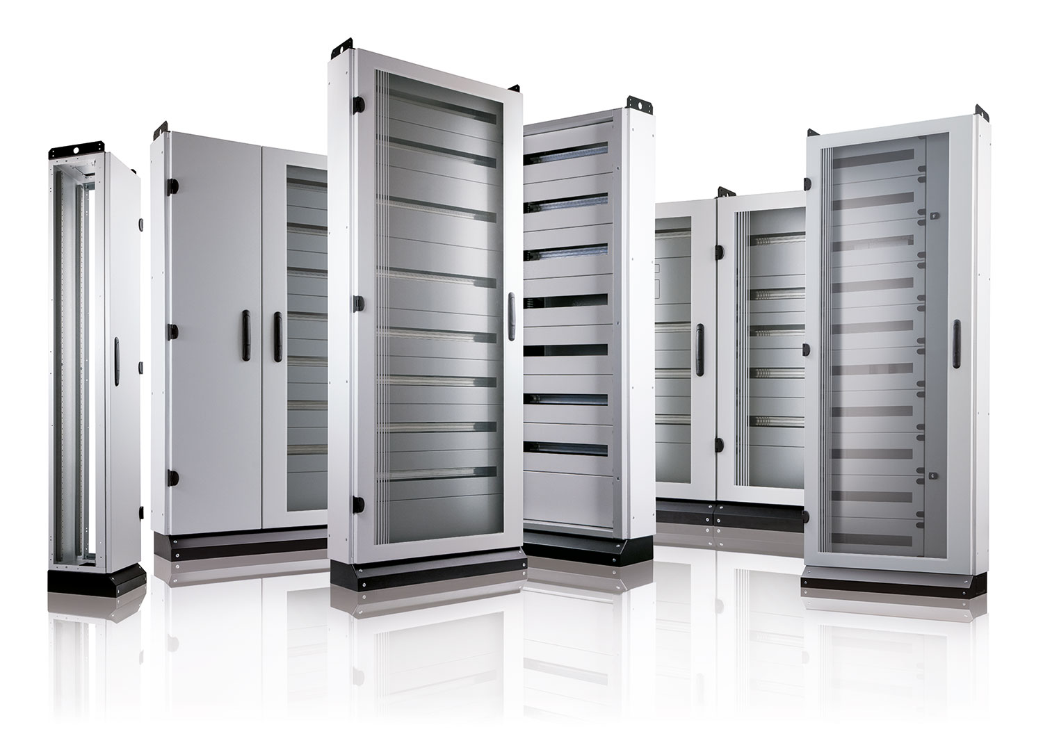 Electrical cabinets for energy distribution, industrial automation ...