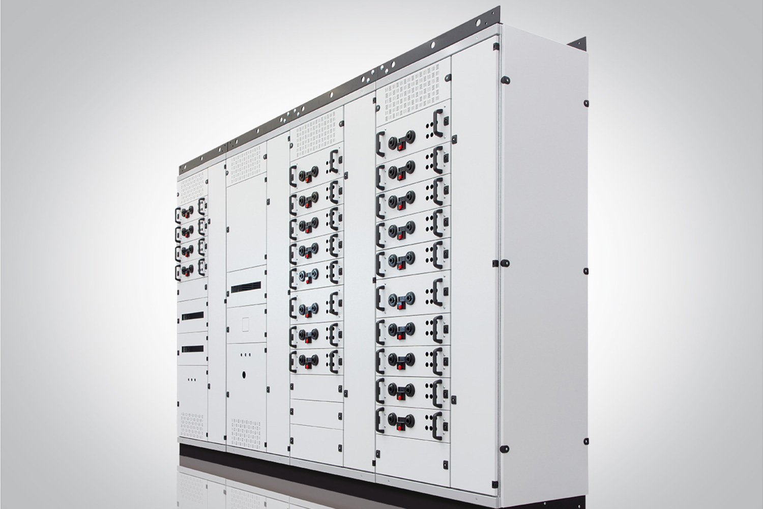Motor Control Center With Withdrawable Units Up To 6300 A Electrical Enclosures Basic Wiring For Gallery